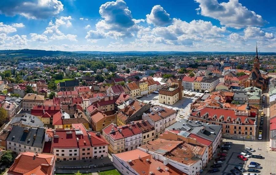 Miasto Tarnów. BRAK ZMIAN STAWEK PODATKÓW OD NIERUCHOMOŚCI