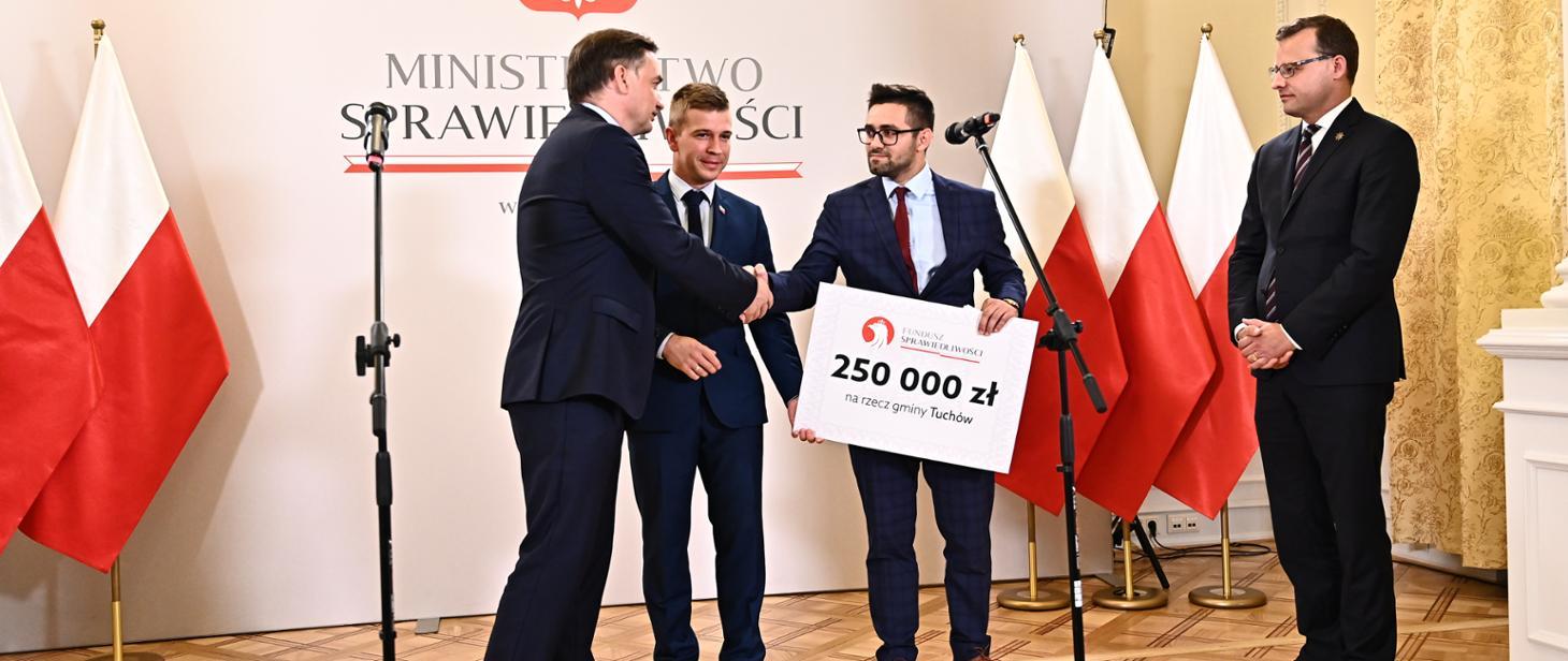 """Wsparcie z Funduszu Sprawiedliwości dla gmin, które pominięto w unijnym programie """"Partnerstwo miast"""""""