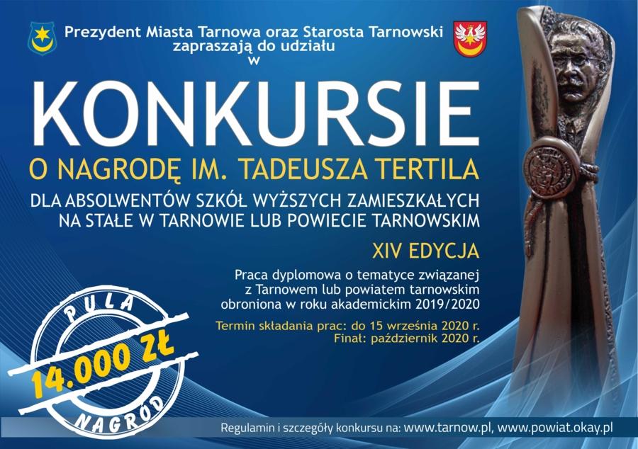 Miasto Tarnów. ZGŁOŚ PRACĘ DYPLOMOWĄ DO KONKURSU