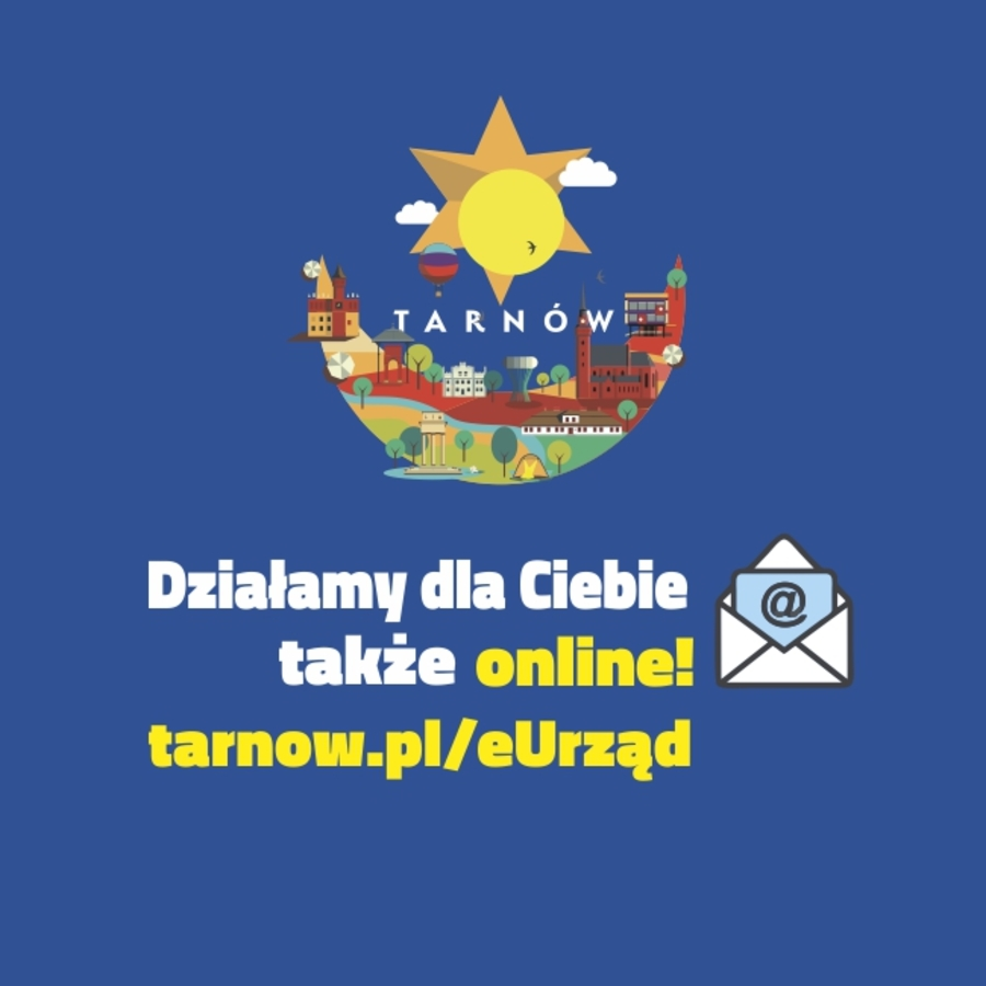 Miasto Tarnów. OD DZISIAJ EURZAD DOSTĘPNY DLA TARNOWIAN