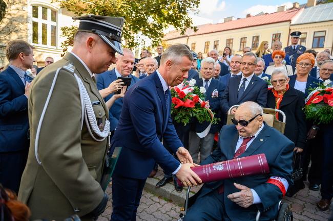 Powiat tarnowski. Tarnowskie obchody 82. rocznicy powstania Państwa Podziemnego
