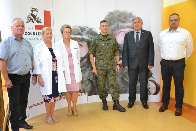 Powiat tarnowski. Ruszyła kwalifikacja wojskowa w powiecie tarnowskim