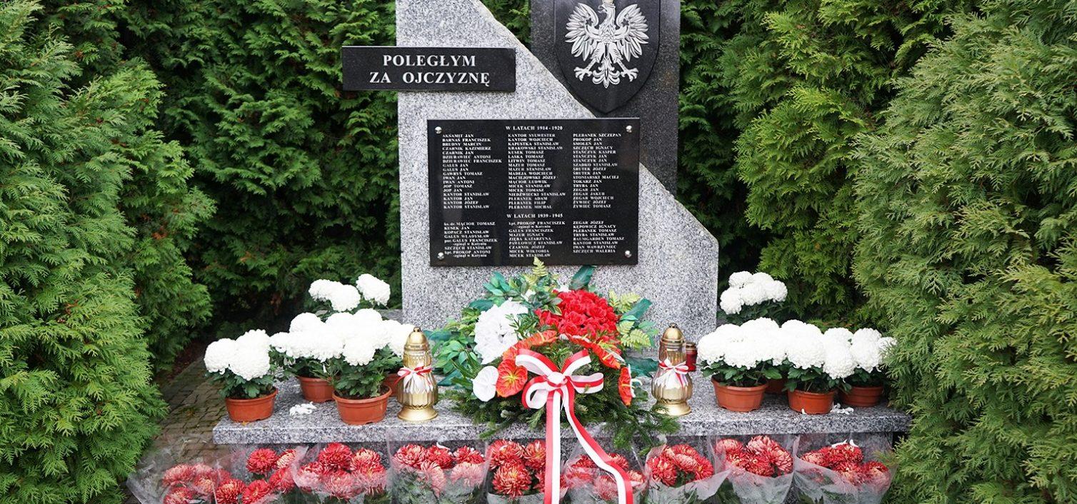 Gmina Skrzyszów. NARODOWE ŚWIĘTO NIEPODLEGŁOŚCI