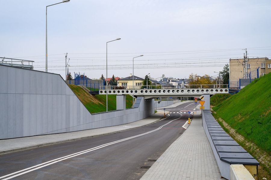 Miasto Tarnów. ALEJA TARNOWSKICH OD DZIŚ PRZEJEZDNA
