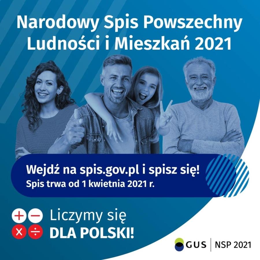 Miasto Tarnów. NIE CZEKAJ, SPISZ SIĘ!
