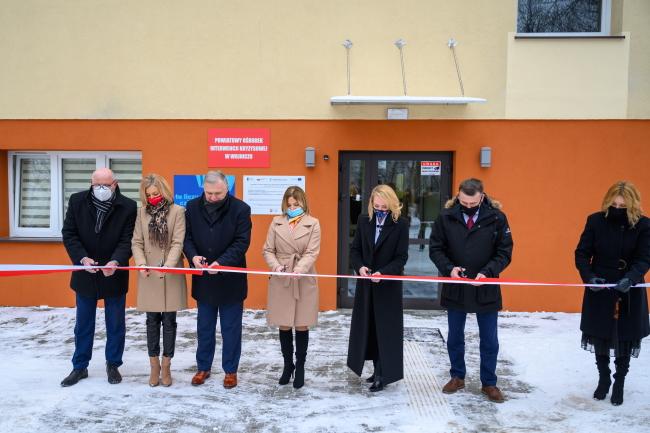 Powiat tarnowski. Otwarcie Powiatowego Ośrodka Interwencji Kryzysowej w Wojniczu