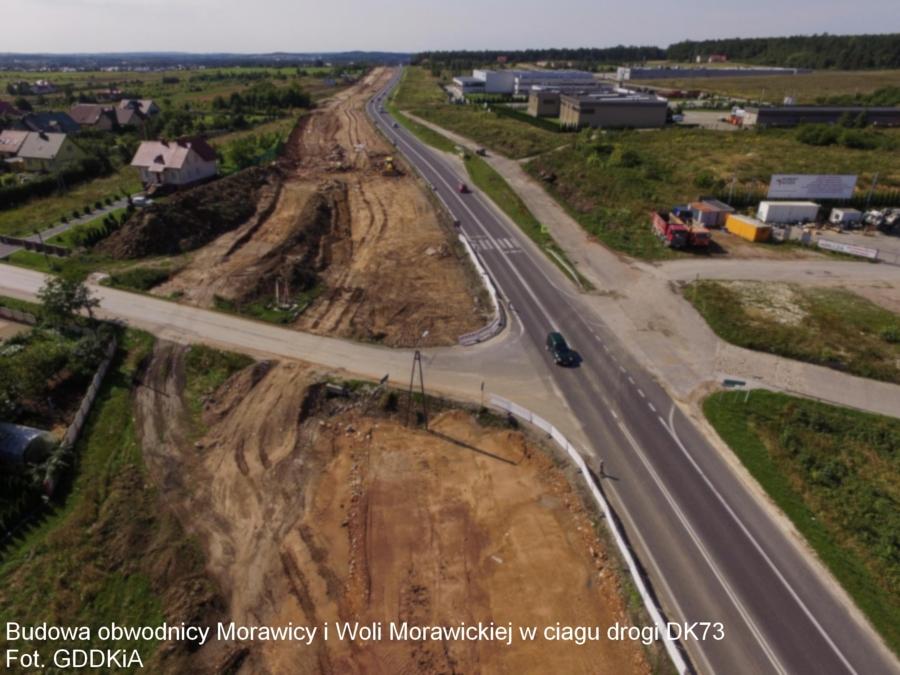 Miasto Tarnów. O WSCHODNIEJ OBWODNICY TARNOWA JAKO CZĘŚCI DROGI KRAJOWEJ S73