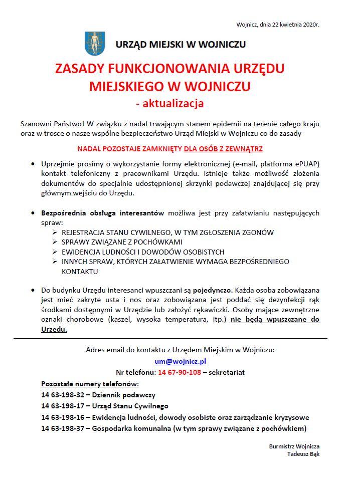Gmina Wojnicz
