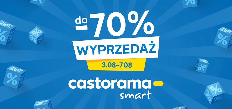 castorama - wyprzedaż