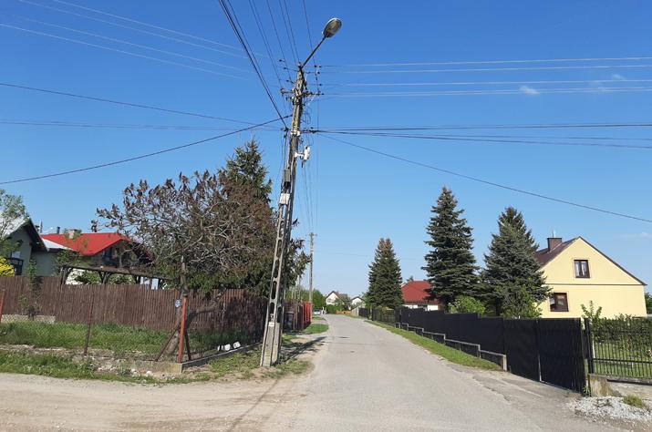 Gmina Tarnów. Ruszają prace doświetleniowe w gminie Tarnów