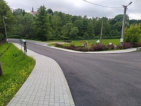 Gmina Pleśna. Kolejne centra miejscowości zostały odnowione