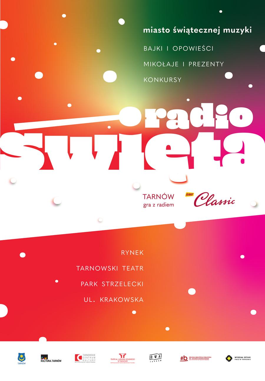 """Miasto Tarnów. PRZED NAMI """"RADIO ŚWIĘTA"""""""