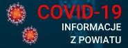 COVID-19 informacje z powiatu.