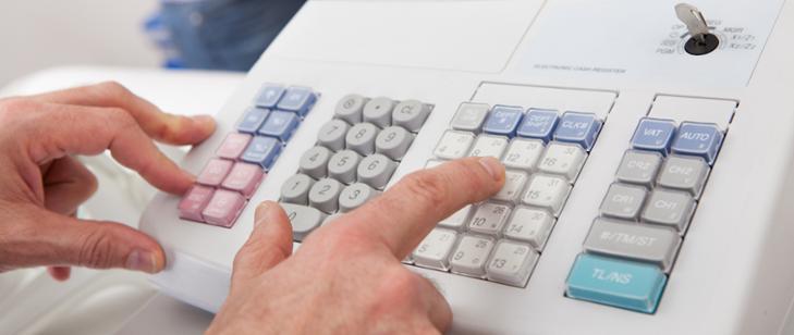 Terminy przeglądów kas rejestrujących