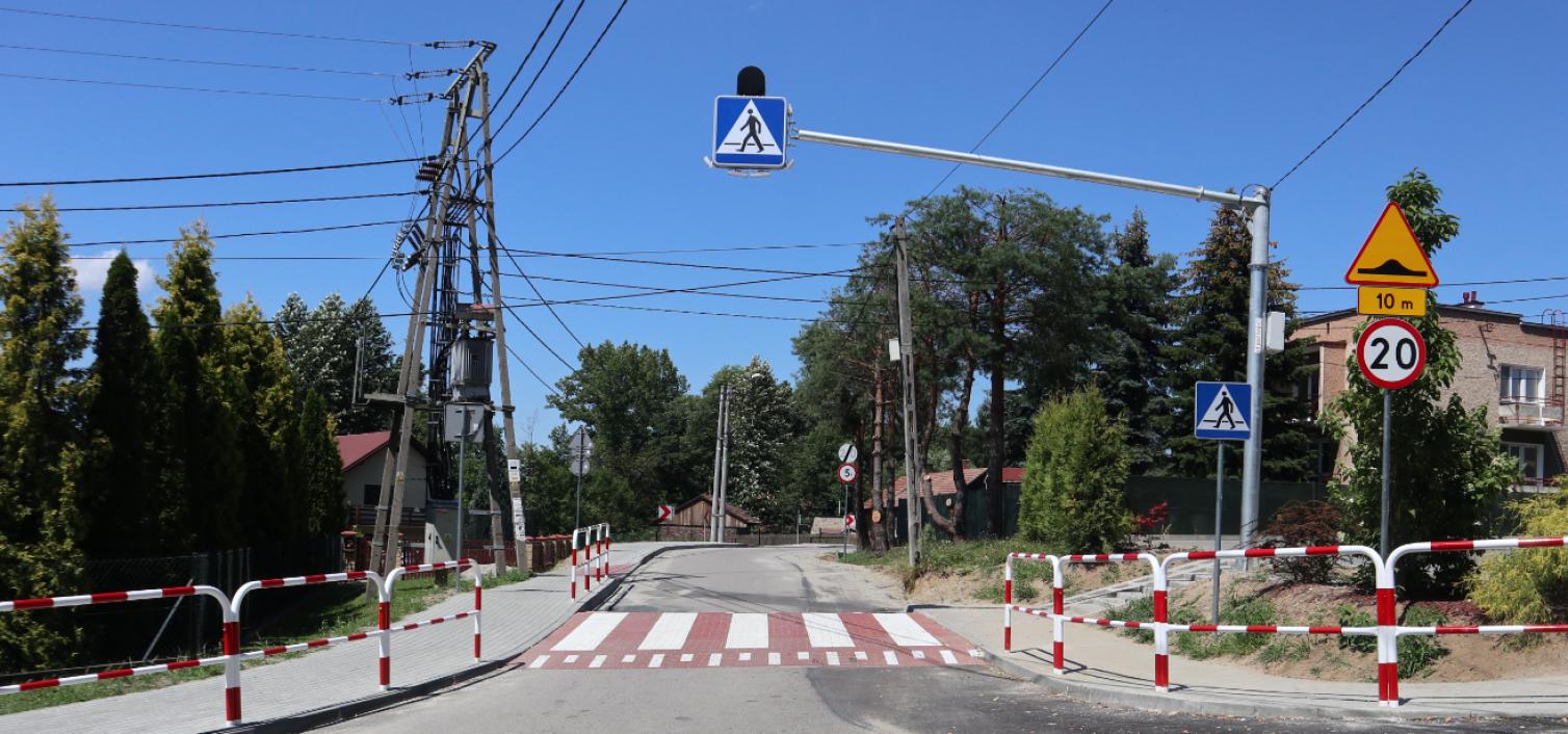 """Gmina Skrzyszów. Zakończenie przebudowy drogi """"Na Schaby"""" w Skrzyszowie (etap I)"""