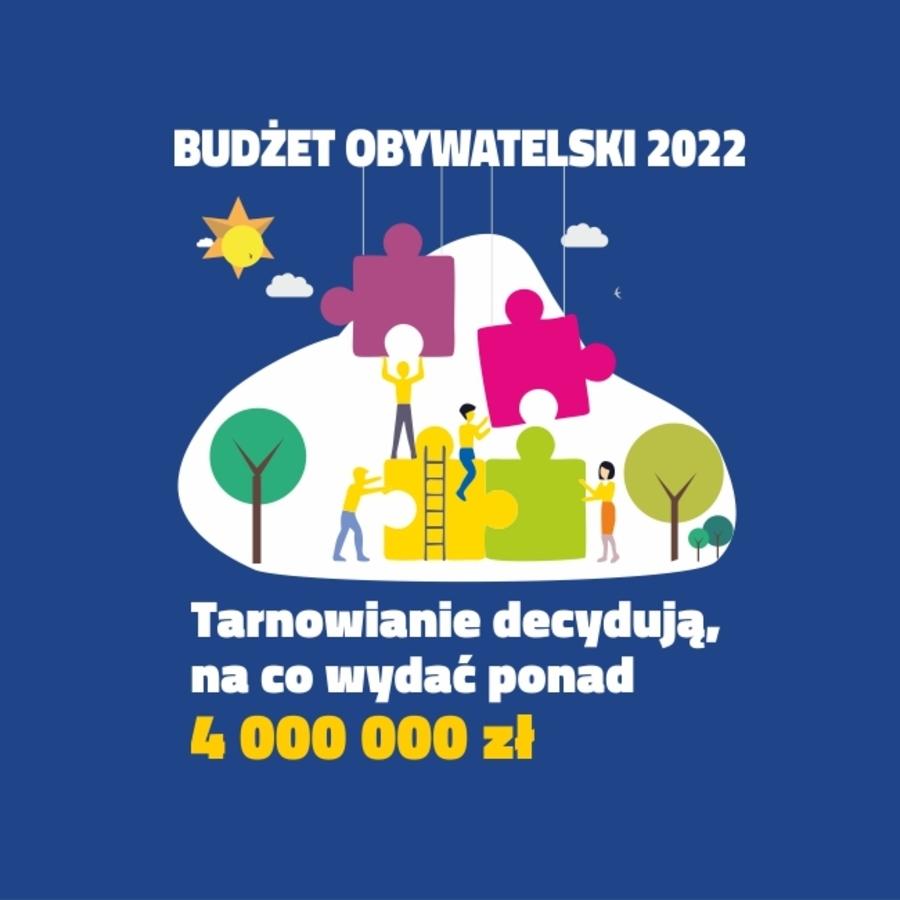 Miasto Tarnów. BUDŻET OBYWATELSKI: DZIEWIĘĆ PROJEKTÓW DO REALIZACJI
