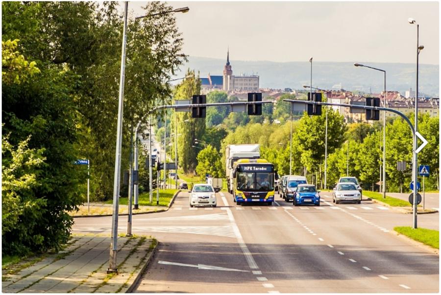 Miasto Tarnów. KOMUNIKACJA MIEJSKA NA WSZYSTKICH ŚWIĘTYCH