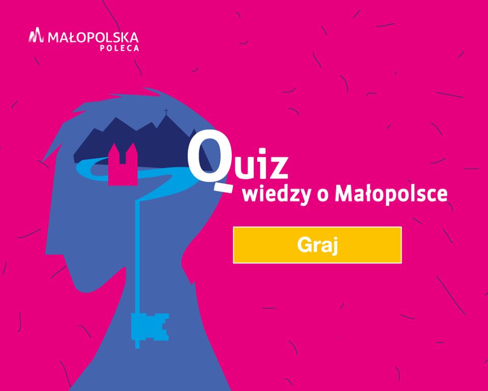 Quiz wiedzy o Małopolsce