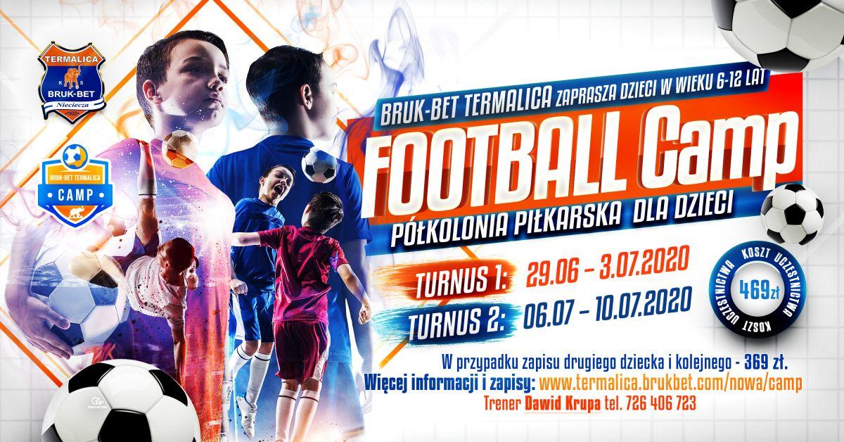 BRUK-BET TERMALICA FOOTBALL CAMP