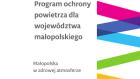 Projekt uchwały Sejmiku Województwa Małopolskiego w sprawie przyjęcia