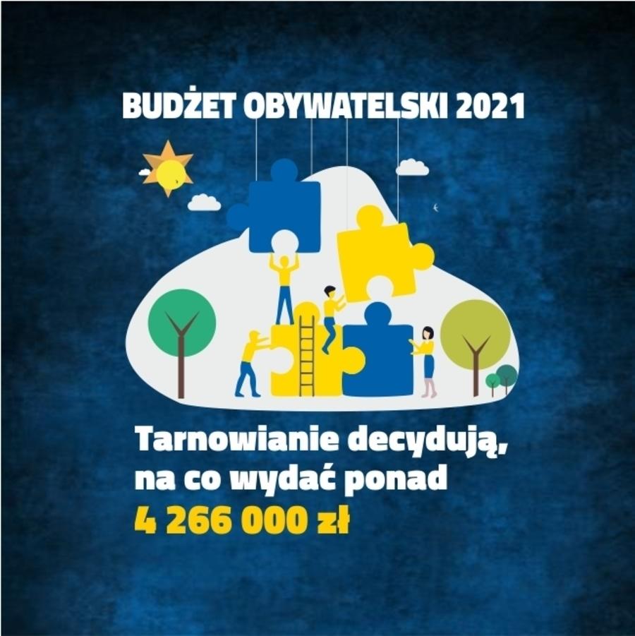 Miasto Tarnów. CO POWSTANIE W RAMACH BUDŻETU OBYWATELSKIEGO?