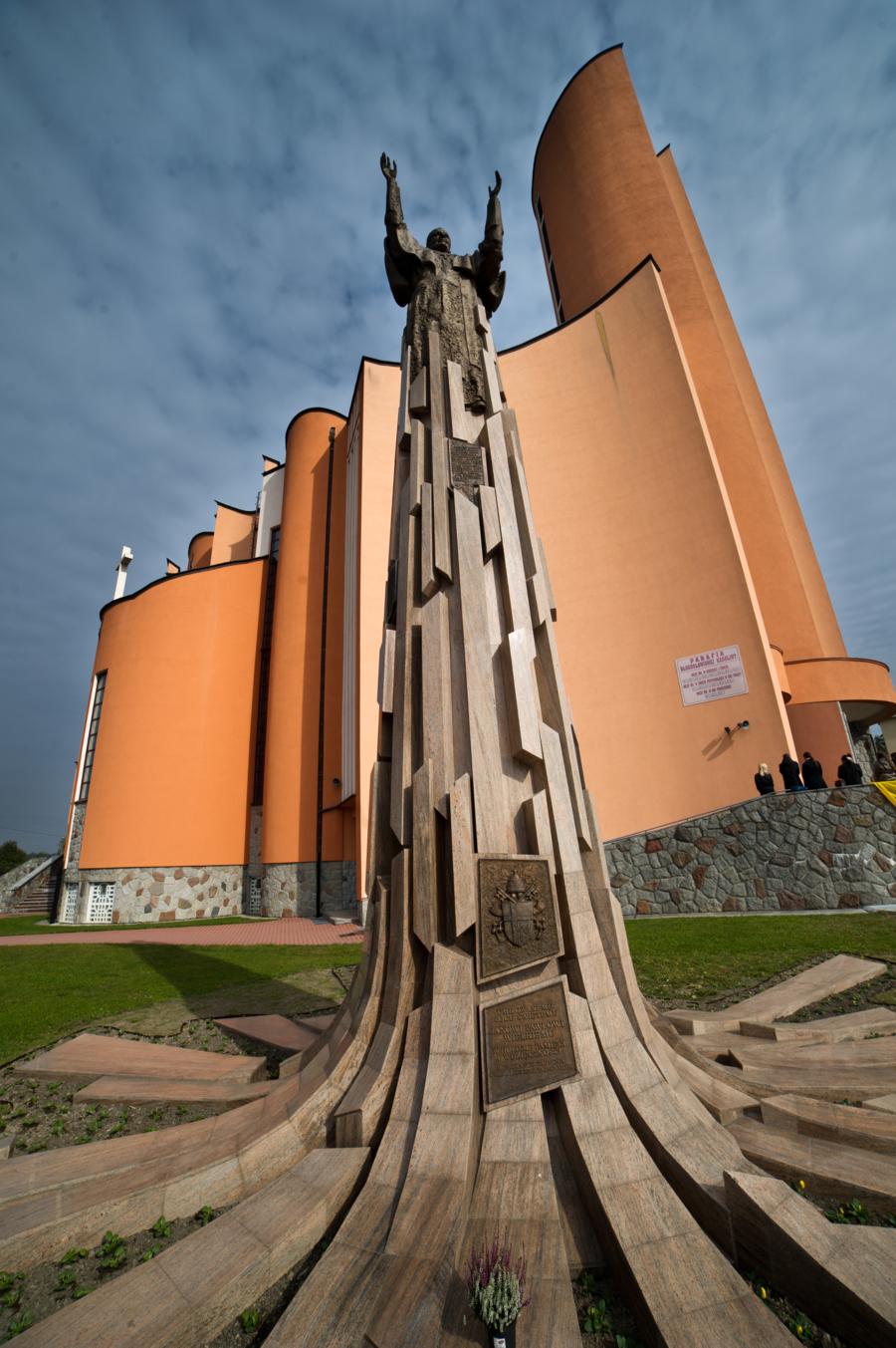 Miasto Tarnów. TARNOWSKIMI ŚLADAMI ŚW. JANA PAWŁA II
