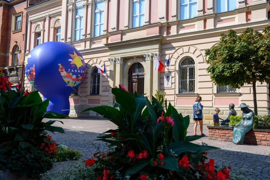 Miasto Tarnów. POMÓŻ ULEPSZYĆ TARNOWSKIE CENTRUM PRZEDSIĘBIORCZOŚCI