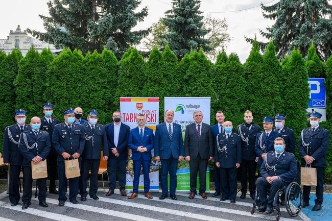 Powiat tarnowski. Pieniądze dla OSP na zakup sprzętu i wyposażenia