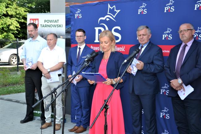 Powiat tarnowski. Kompleksowa strategia dla Polski