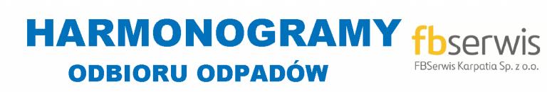 Gmina Skrzyszów. Nowe harmonogramy odbioru odpadów