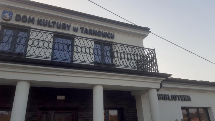 Gmina Tarnów. Zamiast Domów Ludowych – Domy Kultury