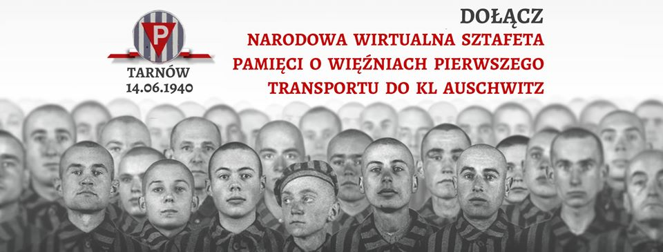 Narodowa Wirtualna Sztafeta Pamięci o 14 czerwca 1940