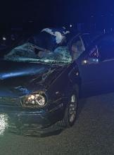 Tragedia na drodze wojewódzkiej w Wojniczu