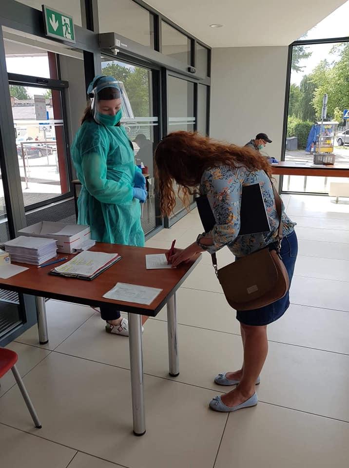 Zespół Przychodni Specjalistycznych w Tarnowie informuje. Ankieta Wstępnej Kwalifikacji do wydrukowania w domu