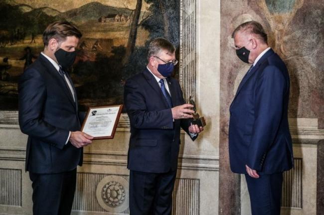 Krakowski Dukat dla starosty Romana Łucarza