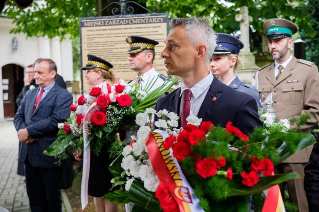 Powiat tarnowski. Obchody 78. rocznicy rzezi wołyńskiej