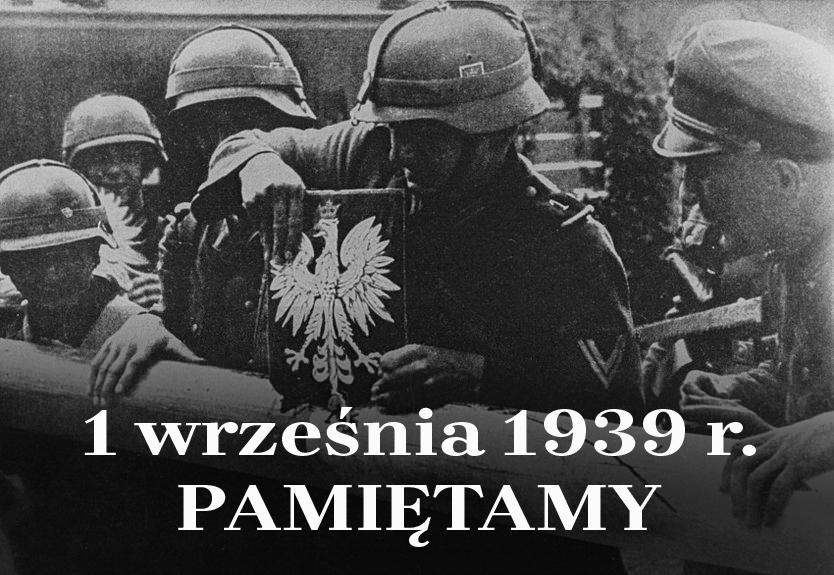 Gmina Wojnicz. 81. ROCZNICA WYBUCHU II WOJNY ŚWIATOWEJ