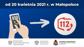 Powiat tarnowski. Numer alarmowy 998 już nie połączy ze Strażą Pożarną