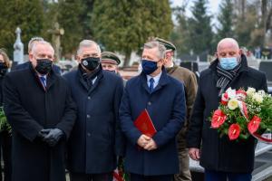 Powiat tarnowski. Symboliczna manifestacja pamięci i przywiązania do idei Witosa